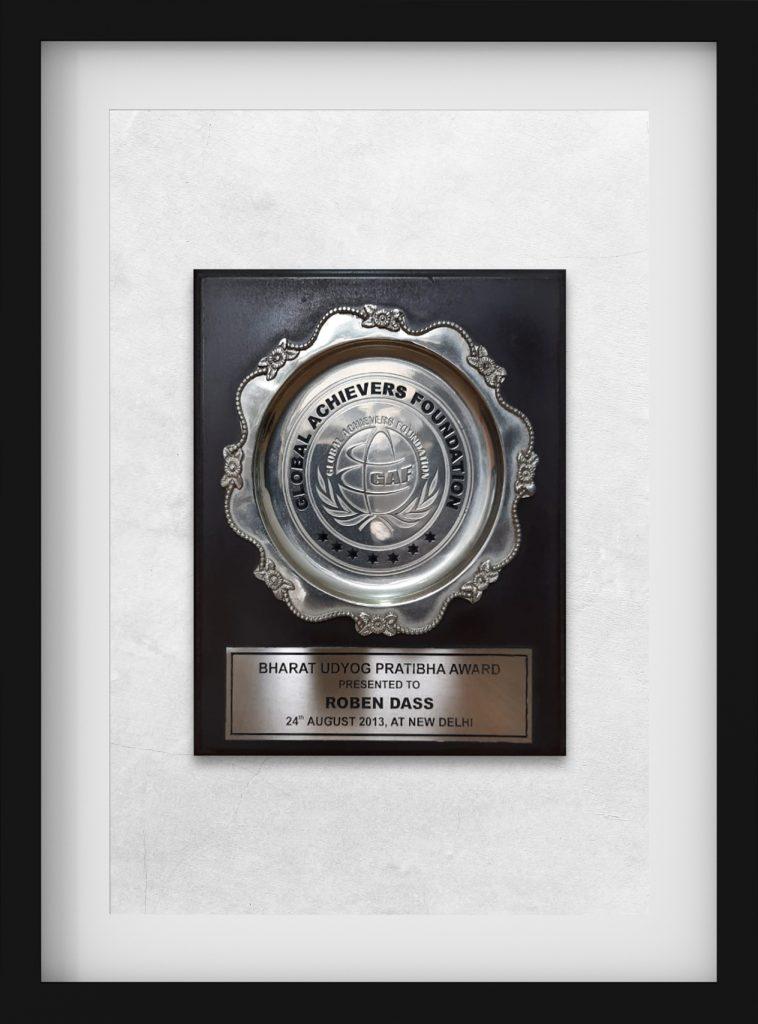 Bharat Udyog Pratibha Award