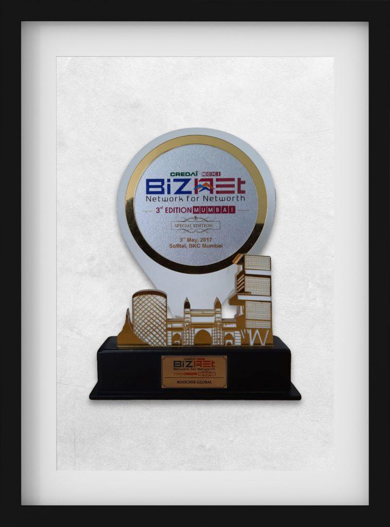 CREDAI - BIZNET: Network for Networth Award