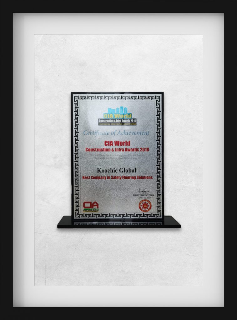 CIA - Best Company in Safety Flooring Solutions