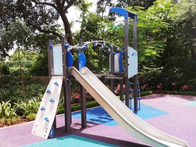 Play area equipment for childrens